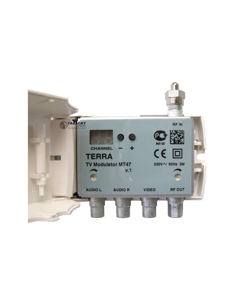 Модулятор Terra MT47