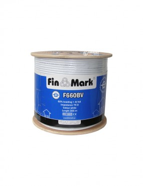 Finmark F660 BV White 305м