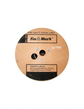 Finmark F690 BVcu Black 305м