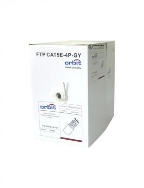 ORBIT FTP CAT5E-4P-GY 1м