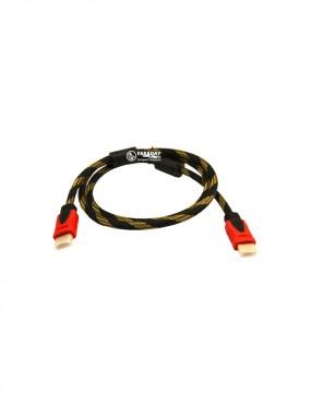 Кабель HDMI-HDMI 1.2м