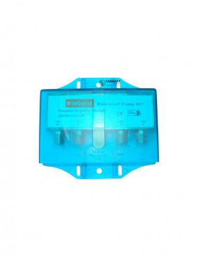 WinQuest 4x1 Waterproof (в корпусі) DiSEqC