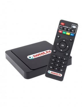 SWEET.TV BOX Ultra HD