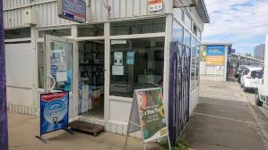 Магазин на петрівці (метро Почайна)
